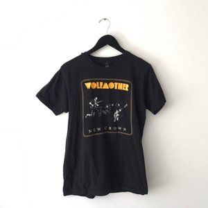 Wolfmother New Crown Band Graphic Tee Shirt M